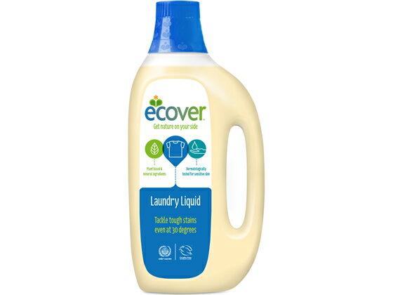 エコベールランドリーリキッド洗濯用液体洗剤1.5L