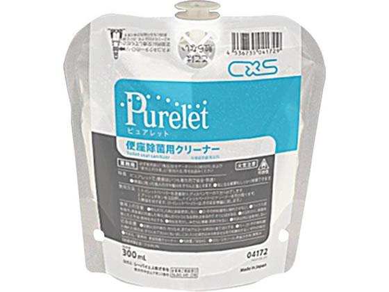 シーバイエス/便座除菌クリーナー ピュアレット 300ml
