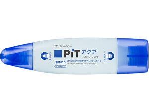 トンボ鉛筆/液体のり アクアピット/PT-WT