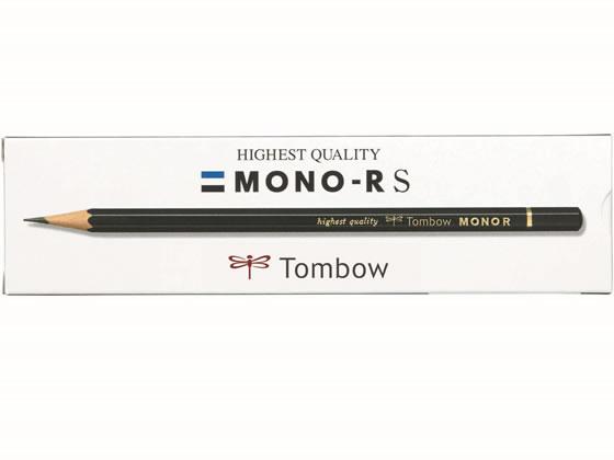 トンボ鉛筆/鉛筆モノRS 4B 紙箱/MONO-RS4B