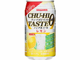 サンガリア/チューハイテイストレモン0.00% 350g缶