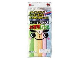 レック/激落ちクロスお徳用 5枚入/S-285