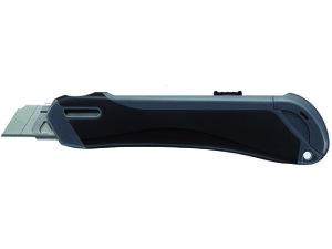 コクヨ/安心構造カッターナイフ フレーヌ (大型) 黒/HA-S200D