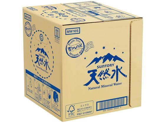サントリー/サントリー天然水(南アルプス)10Lバッグインボックス