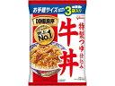 グリコ/DONBURI亭 牛丼 3食パック