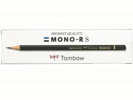 トンボ鉛筆/鉛筆モノRS 6B 紙箱/MONO-RS6B