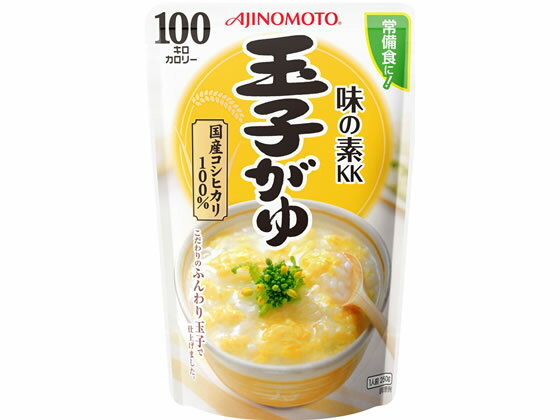 味の素/味の素KKおかゆ 玉子がゆ 250g