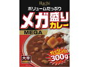 ハチ/メガ盛りカレー 大辛 300g