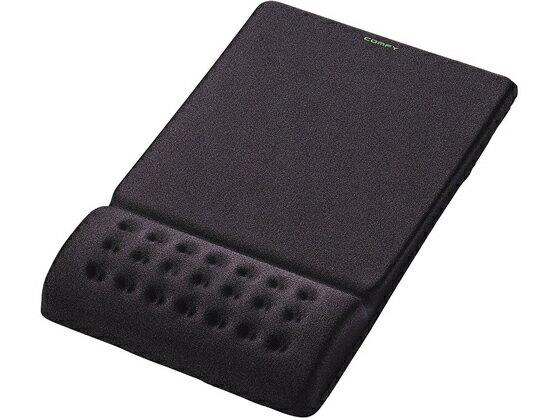 エレコム/COMFY(カンフィー)マウスパッド ブラック/MP-095BK