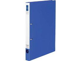 コクヨ/リングファイル〈スリムスタイル〉 A4タテ 背幅27mm 青