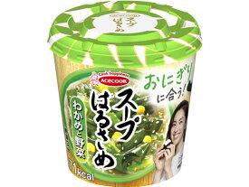 エースコック/スープはるさめ わかめと野菜 21g