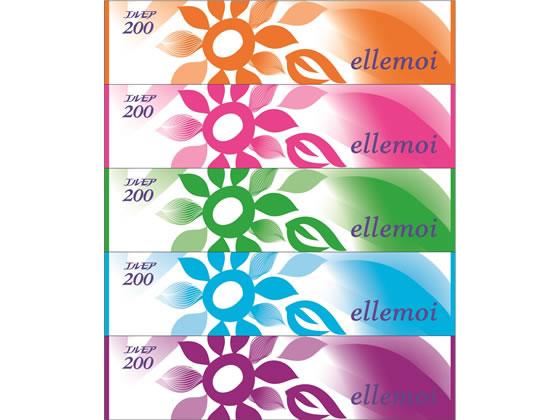 カミ商事/エルモアティシュー 200組 5個