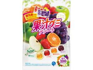 明治/果汁グミ 個包装アソート 90g