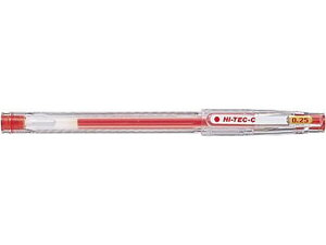ハイテックC 025 LH-20C25-R [レッド]