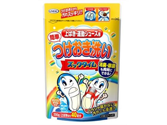 UYEKI/ズックタイム 簡単つけおき洗い 200g