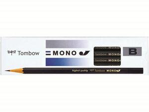 トンボ鉛筆/鉛筆モノJ B 12本/MONO-JB