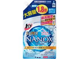 ライオン/トップ スーパーNANOX(ナノックス) つめかえ用 大 660g