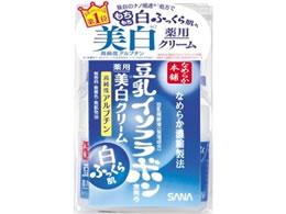 常盤薬品工業/サナなめらか本舗 薬用美白クリーム 50g