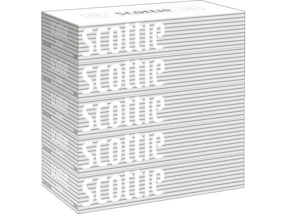 クレシア/スコッティ ティシュー 200組 5箱