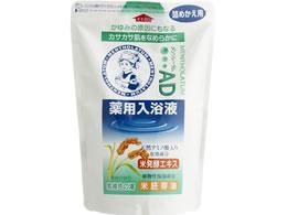 ロート製薬/メンソレータムAD薬用入浴液(森林の香り)詰替 600ml