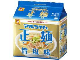 東洋水産/マルちゃん正麺 旨塩味 5食パック