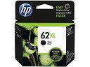 HP/HP 62XL インクカートリッジ 黒(増量) (C2P05AA)/C2P05AA