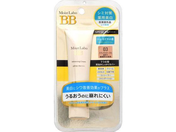 明色化粧品/モイストラボ BBマットクリーム ナチュラルオークル 33g