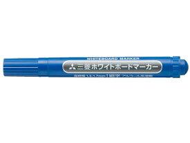 三菱鉛筆/ホワイトボードマーカー 細字丸芯 青/PWB2M.33