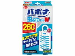 アース製薬/バポナ 虫よけネットW 260日用