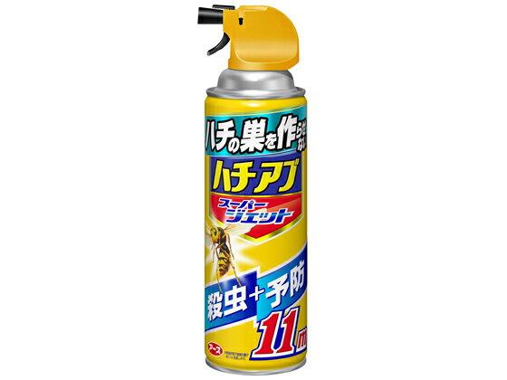 アース製薬/ハチの巣を作らせない ハチアブスーパージェット 455ml