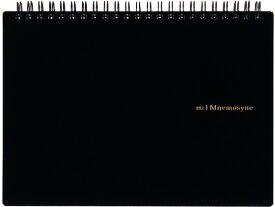 マルマン/ツインリングノート 5ミリ方眼 ニーモシネ A5/N182A