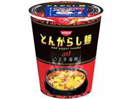 日清食品/日清のとんがらし麺 うま辛海鮮