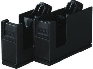 コクヨ/テープカッター〈カルカット〉2連タイプ 黒/T-SM110D
