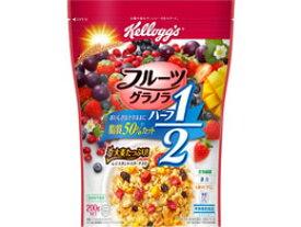 日本ケロッグ/フルーツグラノラハーフ 200g 袋