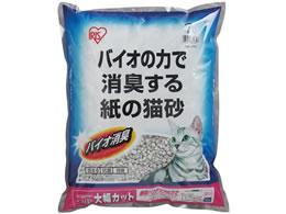 アイリスオーヤマ/紙の猫砂 バイオ消臭 7L/ONK-70N
