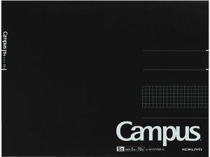 コクヨ/キャンパス ノートパッド 方眼罫 A4 70枚/レ-M727S5-D