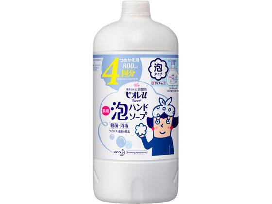 KAO/ビオレu 泡ハンドソープ 詰替用 800ml