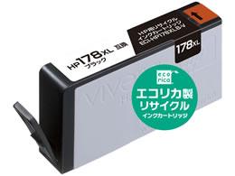 エコリカ/CN684HJリサイクルインクカートリッジ ブラック/ECI-HP178XLB-V