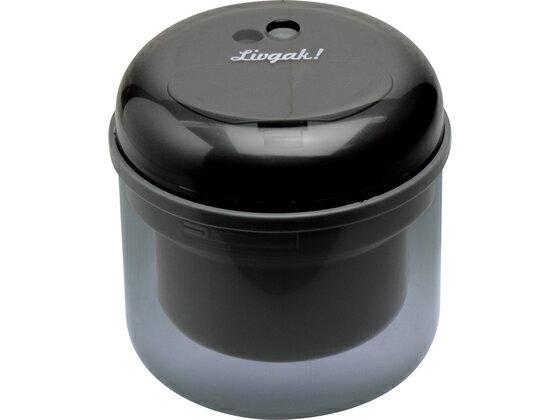 ソニック/フリーキー 乾電池式鉛筆削り ブラック/LV-1587-D