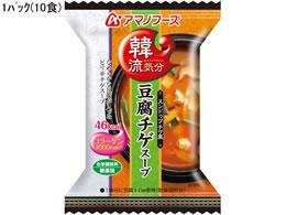 アマノフーズ/韓流気分 豆腐チゲスープ 10食