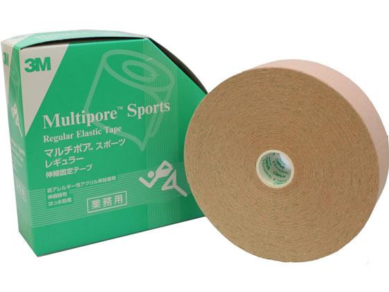 3M/マルチポア レギュラー伸縮固定テープ 50mm/2743L-50