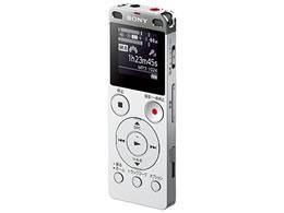 ソニー/ステレオICレコーダー4GB シルバー/ICD-UX560F/S