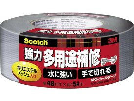 3M/スコッチ 強力多用途補修テープ 48mm幅×54m/DUCT-54