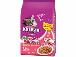 マース/カルカンドライ まぐろと野菜味 1.6kg/KDN22