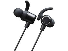 サンワサプライ/Bluetoothステレオヘッドセット/MM-BTSH36BK