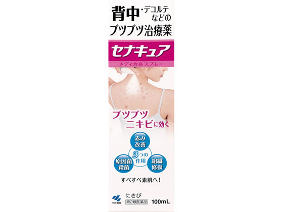 【第2類医薬品】薬)小林製薬/セナキュア メディカルスプレー 100ml