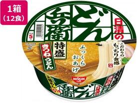 日清食品/日清のどん兵衛特盛きつねうどん東131g 12食
