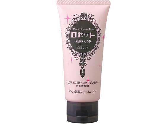 ロゼット/洗顔パスタ 白泥リフト 120g