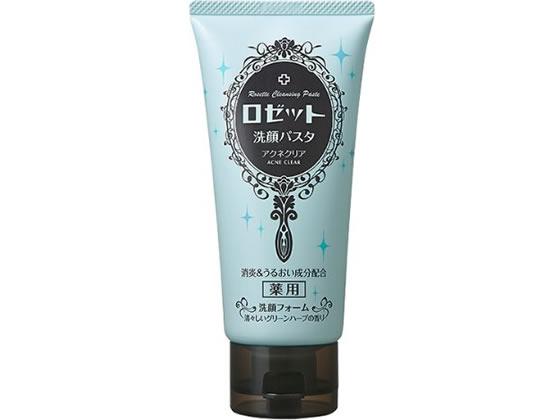 ロゼット/洗顔パスタ アクネクリア 120g
