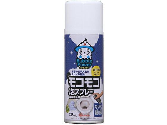 アイリスオーヤマ/モコモコ泡スプレー 335ml/BP-MA335